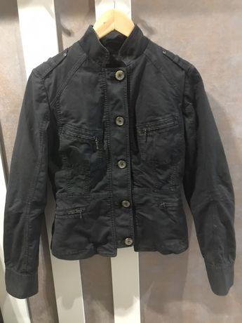 Джинсовый костюм (куртка (пиджак) и юбка)