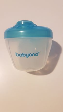 BabyOno Pojemnik na mleko modyfikowane,