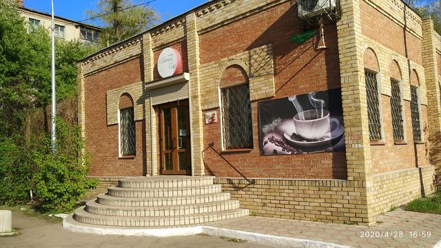 Сдам отдельно стоящие здание, помещение, кафе