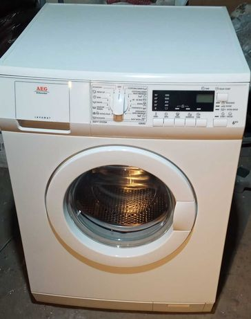 Sprzedam Pralkę AEG lavamat 6kg wsadu