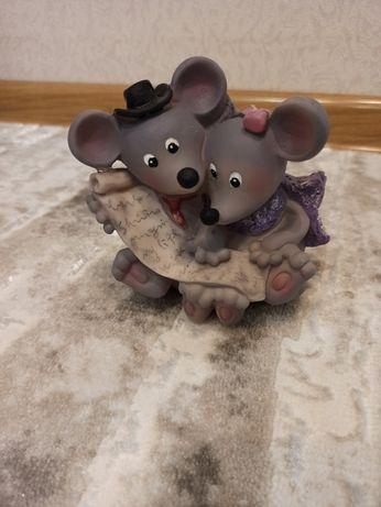 Копілка дитяча мишки