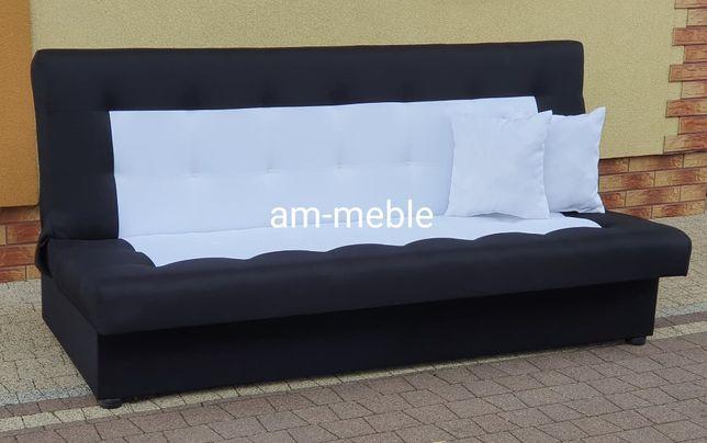 PRODUCENT! Nowa kanapa sofa wersalka INKA ATRAKCYJNA CENA!