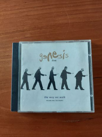 Genessis - CD - The way we walk