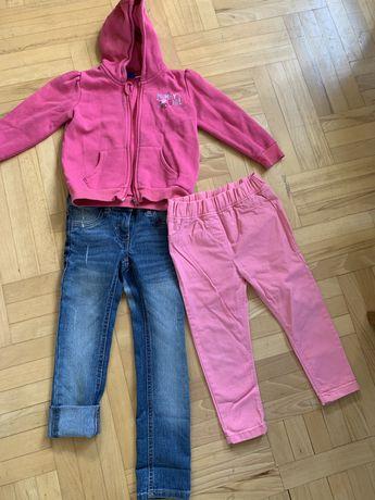 Ubranka dziewczynka 2-3 latka