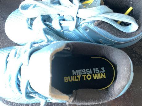 Adidas buty piłkarskie korki MESSI 15,3 built to win dla dzieci roz28