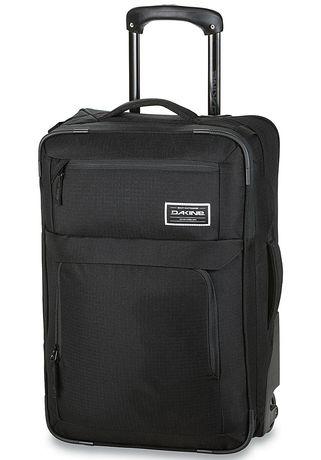 Дорожная сумка на колесах DAKINE Carry On Roller 40L black (чемодан)