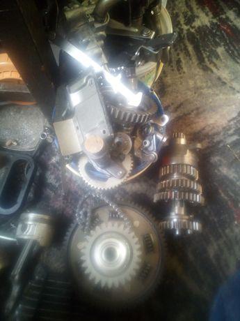 Części silnik honda vf 750