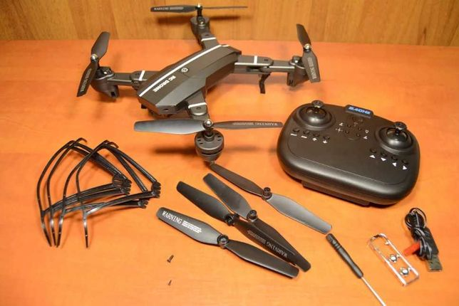 Вертолет Rc Drone  - квадрокоптер / дрон - пилотирование c камерой