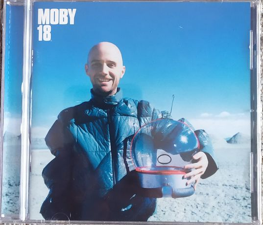 - CD - Moby - 18