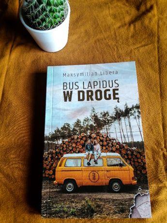"""Książka """"Bus Lapidus - W Drogę"""" - VW T3, kamper, podróże, wakacje"""