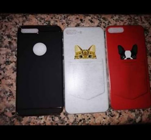 Capas iPhone 7 plus