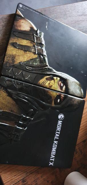 Mortal Kombat X Xbox Steelbox