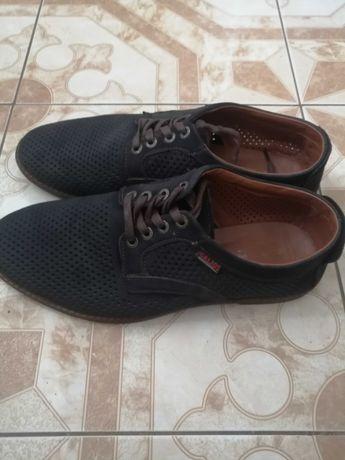 Туфли мужские сеточка