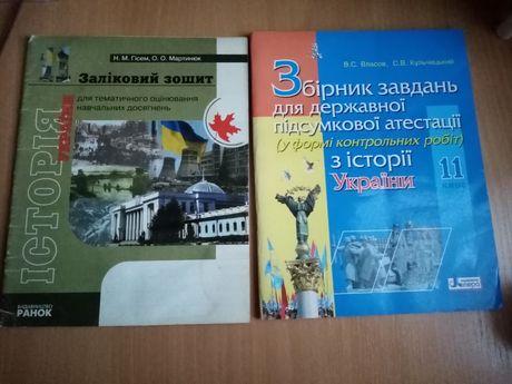 Підготовка до ЗНО і ДПА. Історія України