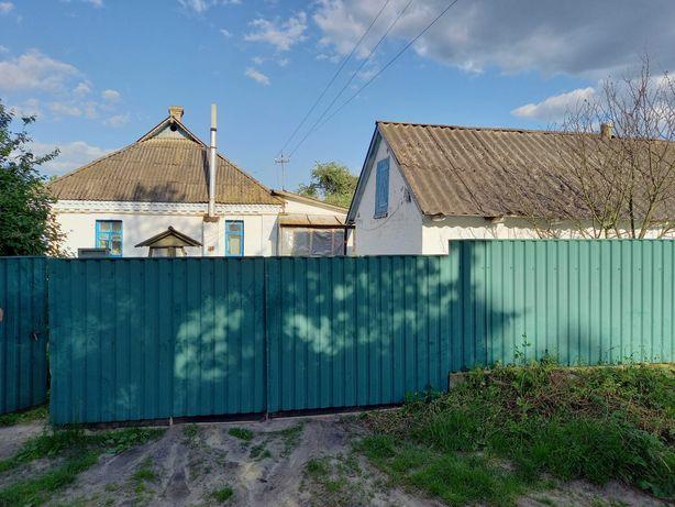 Продаётся дом недалеко от речки в с.Глыбочка