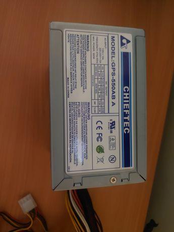 Zasilacz Chieftec GPS-550AB A Sprawny