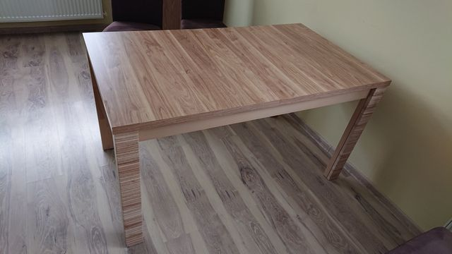 Stół rozkładany 140x80