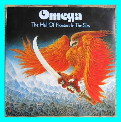 """Omega - The Hall Of Floaters In The Sky, winyl 12"""", 33 rpm,EX"""