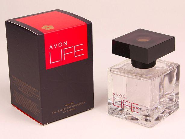 woda toaletowa męska Avon Life By Kenzo Takada