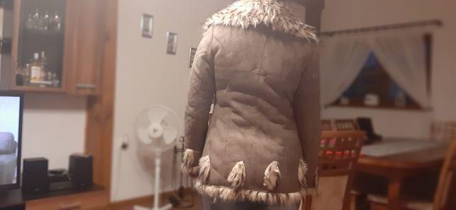 Sprzedam płaszcz damski(kożuch)