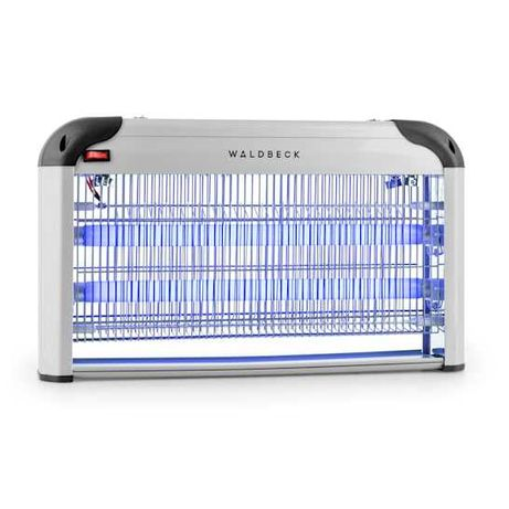 LAMPA owadobójcza KOMARY OWADY 150m światło UV