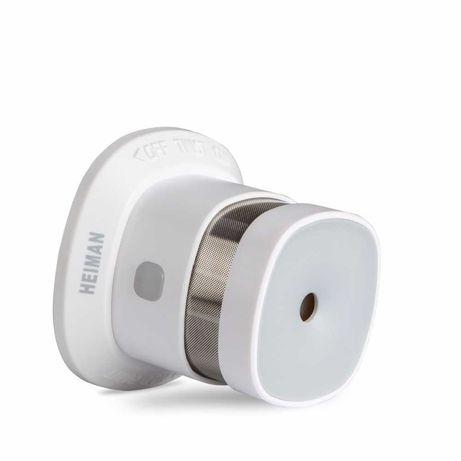 Domotica Z-Wave Sensor de Fumo Inteligente HEIMAN