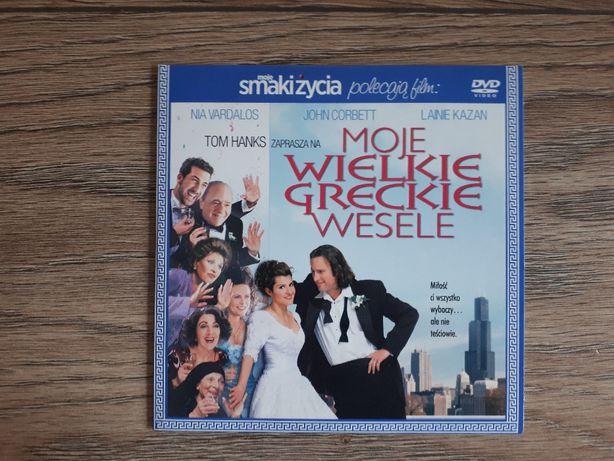 Moje wielkie greckie wesele - komedia na DVD