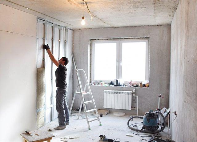 Ремонт в квартирах и домах. Не фирма