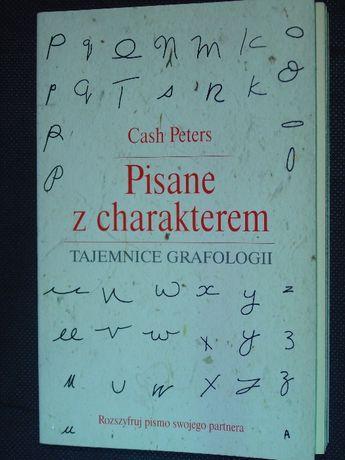 Pisanie z charakterem-Cash Peters-Ogłoszenie Aktualne