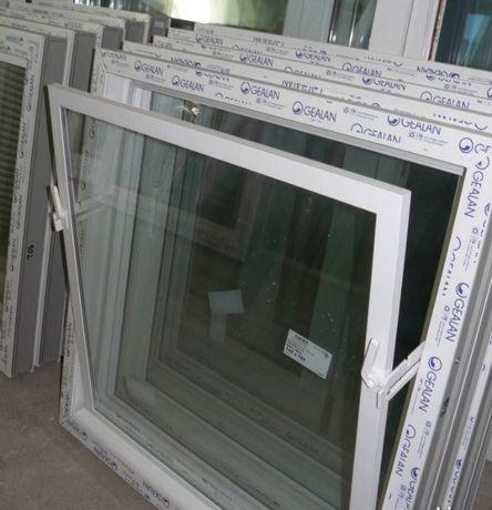Okna do chlewni, kurników - OKNO INWENTARSKIE z PCV; podwójna szyba