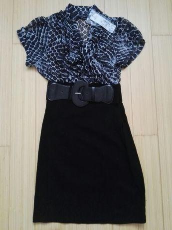 Sprzedam sukienkę r. 36 z C&A Nowa