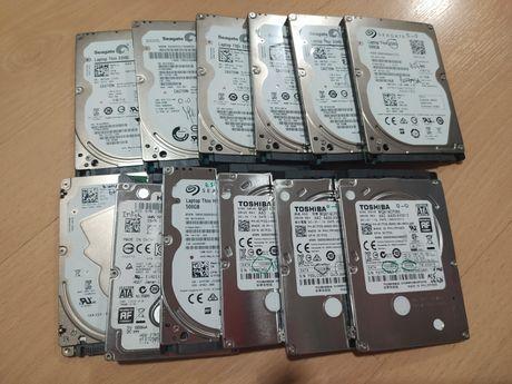Discos 2.5 (para portátil) de 500GB SSHD, 7200RPM, etc.