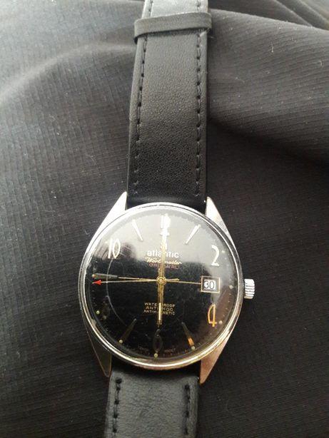 Piękny zegarek Atlantic