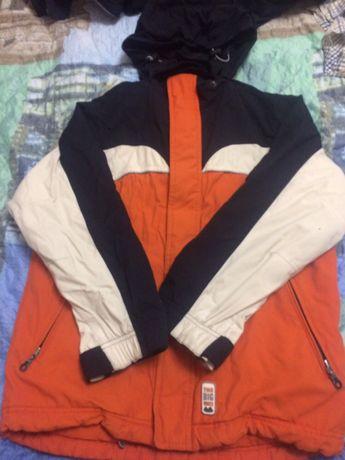Куртка демісезонна на 12-14 років