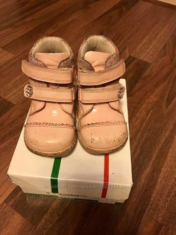 Продам детские ботинки Woopy Orthopedic