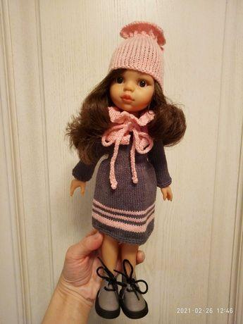 Паола Рейна Paola Reina кукла лялька одежда наряд обувь ботинки