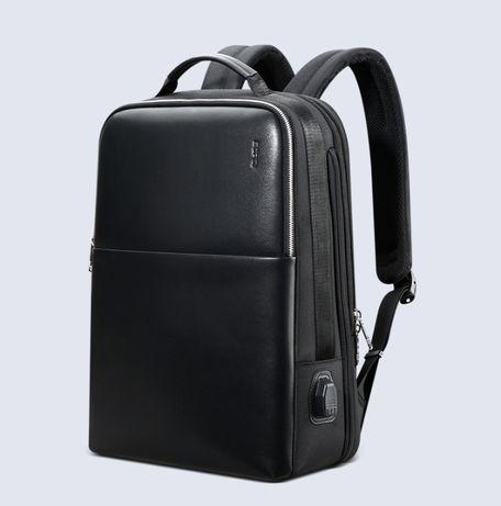 Мужской деловой городской рюкзак BOPAI бизнес класса,антивор