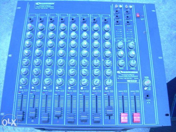 MIXER Mesa de Mistura de SOM marca ACÚSTICA EXPORT model MX 8 / 2