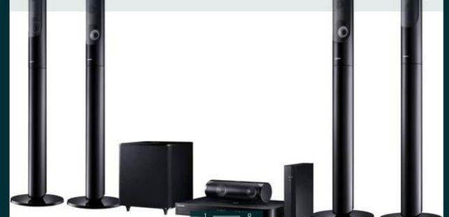 Samsung: Kino + Odtwarzacz Blu-ray w jednym.