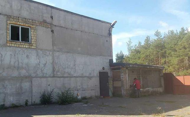 Большая производственная база-767кв.м. в 20 км. от Киева