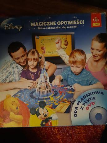 Gra planszowa rodzinna magiczne opowiesci