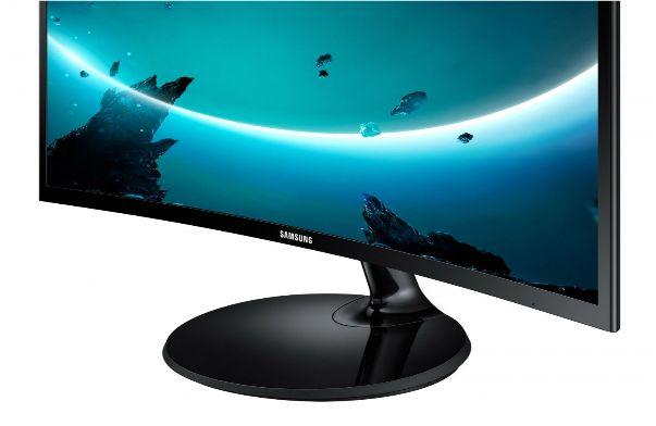 Продам монитор Samsung C24F390FHI 24дюйма изогнутый!