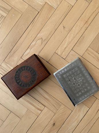 Szkatułki/pudełka na biżuterię