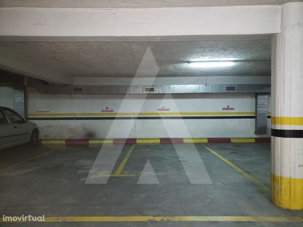 Lugar de estacionamento no centro de Aveiro!