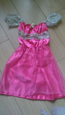 Sukienka księżniczka rozm 92,98,104 bal