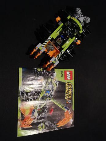 OKAZJA!!! 100% kompletny zestaw LEGO Power Miners.