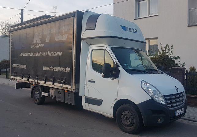 Renault Master 10 pal Plandeka Firanka Klima zamiana na motor Dopłacę
