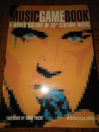 Music game book novo