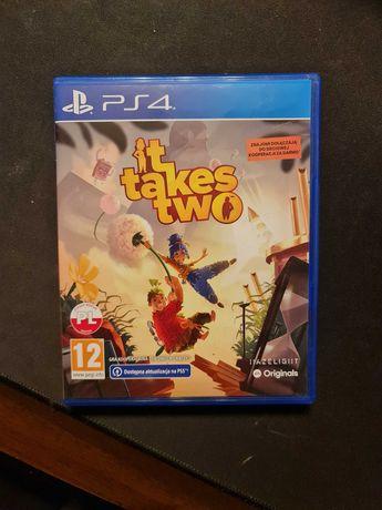 Gra It takes two PS4