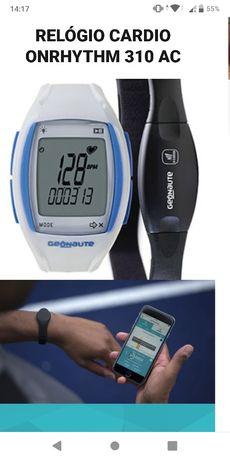 Cardiofrequencimetro Onrhythm 310 Accesss + Pedometro